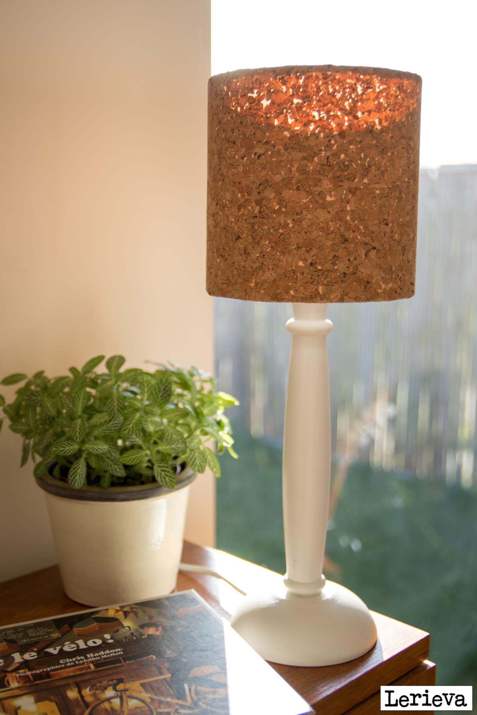 Zeer Lamp kurk – Lerieva YS89
