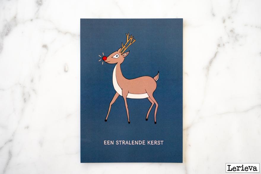 Een stralende kerst